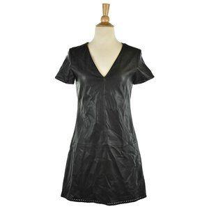 Zara Fit & Flare XS Black